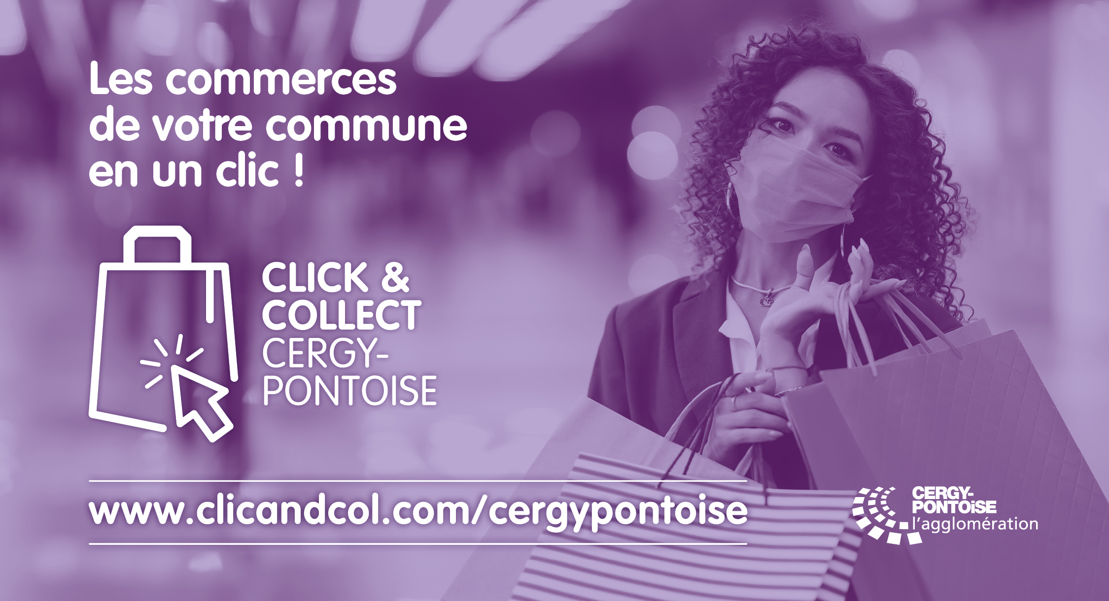 Click&Collect Cergy-Pontoise