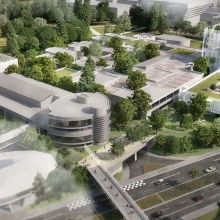 Campus ESSEC 2020 ©Architecture-Studio